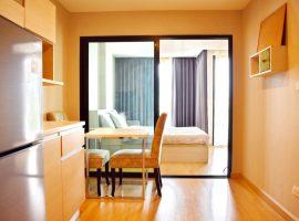 อพาร์ทเม้นท์ขาย/ให้เช่า ริมกก เชียงราย : ขนาดห้อง 29 ตารางเมตร, 1 ห้องนอน, 1.2 ล้านบาท