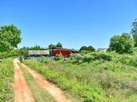 ขายที่ดินพร้อมสร้างบ้าน ฮ่องอ้อ ดอยฮาง เชียงราย : เนื้อที่ 1 งาน, 600,000 บาท