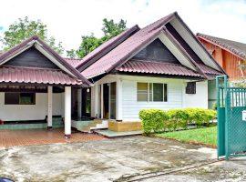 บ้านให้เช่าในตัวเมืองเชียงราย ฮ่องลี่ รอบเวียง เชียงราย : 2 ห้องนอน, 10,000 บาท/เดือน