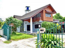 ขายบ้านในตัวเมืองเชียงราย ฮ่องลี่ รอบเวียง เชียงราย : เนื้อที่ 216 ตรว., 6 ล้านบาท