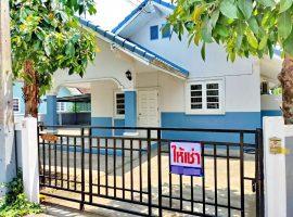 บ้านให้เช่าใกล้บิ๊กซี 1 รอบเวียง เชียงราย : 2 นอน, 10,000 บาท/เดือน