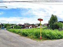 ขายที่ดินในตัวเมืองเชียงราย รอบเวียง เชียงราย : 175 ตารางวา, 7 ล้านบาท